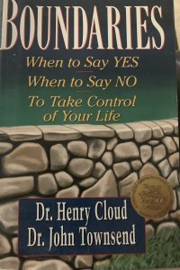 book cover of Boundaries: When to Say Yes, When to Say No, To Take Control of Your Life