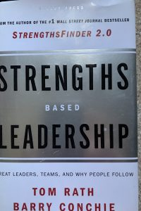 book cover of Strengths Based Leadership: Great Leaders, Teams, and Why People Follow