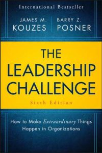 book cover of The Leadership Challenge
