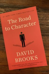 book cover of The Road to Character