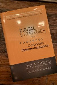 book cover of Digital Strategies for Powerful Corporate Communications