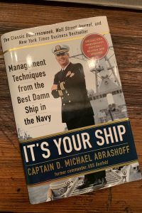 book cover of It's Your Ship: Management Techniques from the Best Damn Ship in the Navy