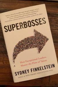book cover of Superbosses: How Exceptional Leaders Master the Flow of Talent