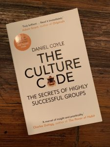 book cover of The Culture Code: The Secrets of Highly Successful Groups