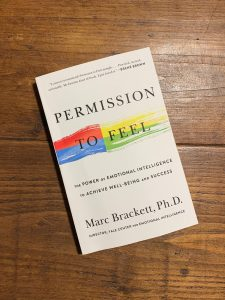 book cover of Permission to Feel: Unlocking the Power of Emotions to Help Our Kids, Ourselves, and Our Society Thrive