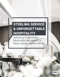Sterling Service & Unforgettable Hospitality