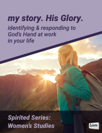 my story. His Glory.