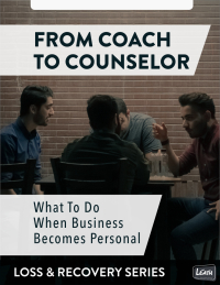 FROM COACH TO COUNSELOR