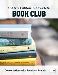 Leath Learning Presents: BOOK CLUB