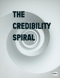 The Credibility Spiral