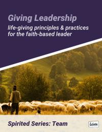Giving Leadership