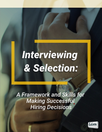 Interviewing & Selection