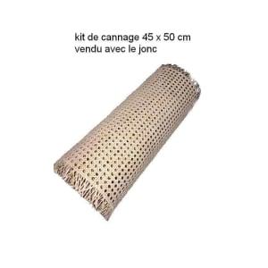 Kit de cannage en rotin pour une chaise
