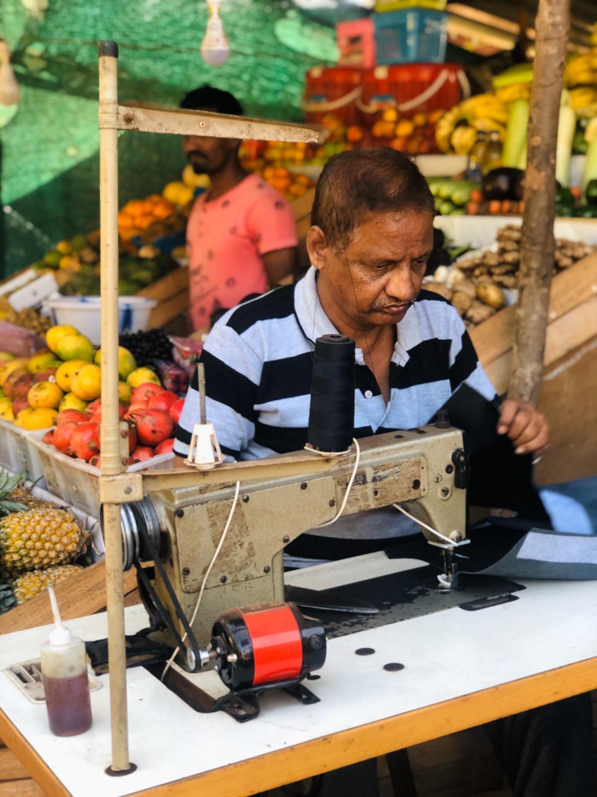 Leather work in Goa