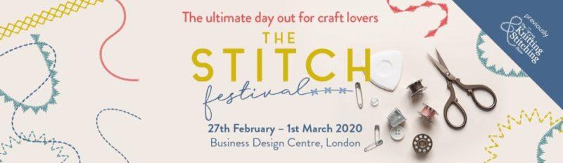 Stitch Festival promottion