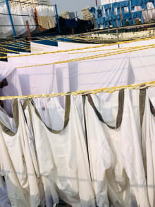 White laundry Mumbai