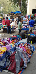 Street markets of Mumbai