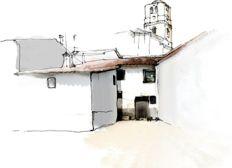 Casa Tía Julia. Refugio de Ideas - Amadrina una teja