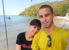 Weltreise von Jenny & Basti
