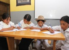 Hilfsjahr als Lehrerin in Ecuador / Volunteering as teacher in Ecuador