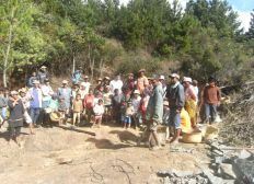Barrage hydroélectrique à Madagascar