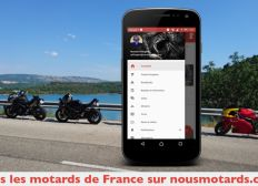 >> L' Application Nousmotards a besoin de vous ! <<