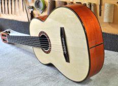Une guitare de concert