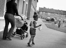 La solidarité en action : parce qu'un enfant ne devrait pas avoir à dormir dans la rue!