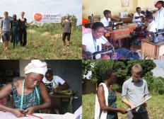 Tailoring Togo - Bau eines Ausbildungszentrums