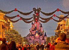 Weihnachten im Disneyland Paris / Christmas in Disneyland Paris