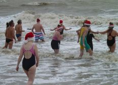 Ramsgate Winter Swim 2016