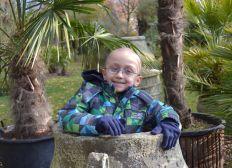 Hilfe für Tim (8) nach Hirntumor-Erkrankung