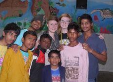 Für die Kinder des Don Bosco Ashalayam
