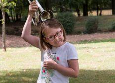 Marylou et son rêve de trompette