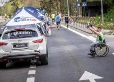 Ein Rollstuhl für Jarek