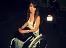 Solidarité d'un nouveau fauteuil pour Anouchka