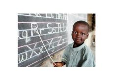 Education against poverty