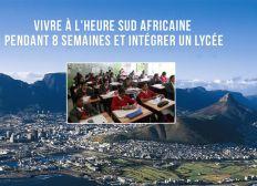 Joséphine scolarité Afrique du Sud