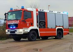 """Finanzierung eines LKW Führerschein für ehrenamtlichen Feuerwehrmann """"Feuerwehr Beuna"""""""