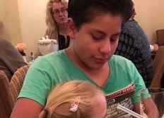 Eine Schwester für Kristian (Adoption aus Kolumbien)
