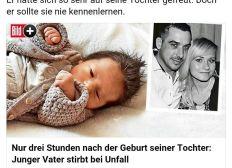 Unterstützung für die kleine Lenie Malin und deren Mama aus Oranienburg!