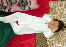 From fleeing to seeing: refugee baby girl needs urgent medical intervention