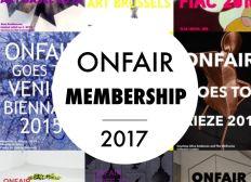 OnFair Membership 2017
