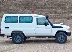 Ambulance for Kiabakari Health Center in Tanzania