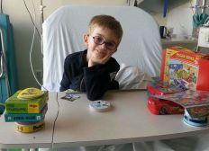 MELVIL, 5 ans, son combat contre la leucémie