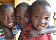 Direkte Hilfe für Kinder in Namibia.
