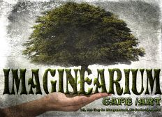Aidez L' Imaginearium,café/arts