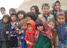 Spenden für Kinder in Afghanistan