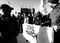 Ryszard Civil March For Aleppo