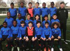 U10 PARIS FC